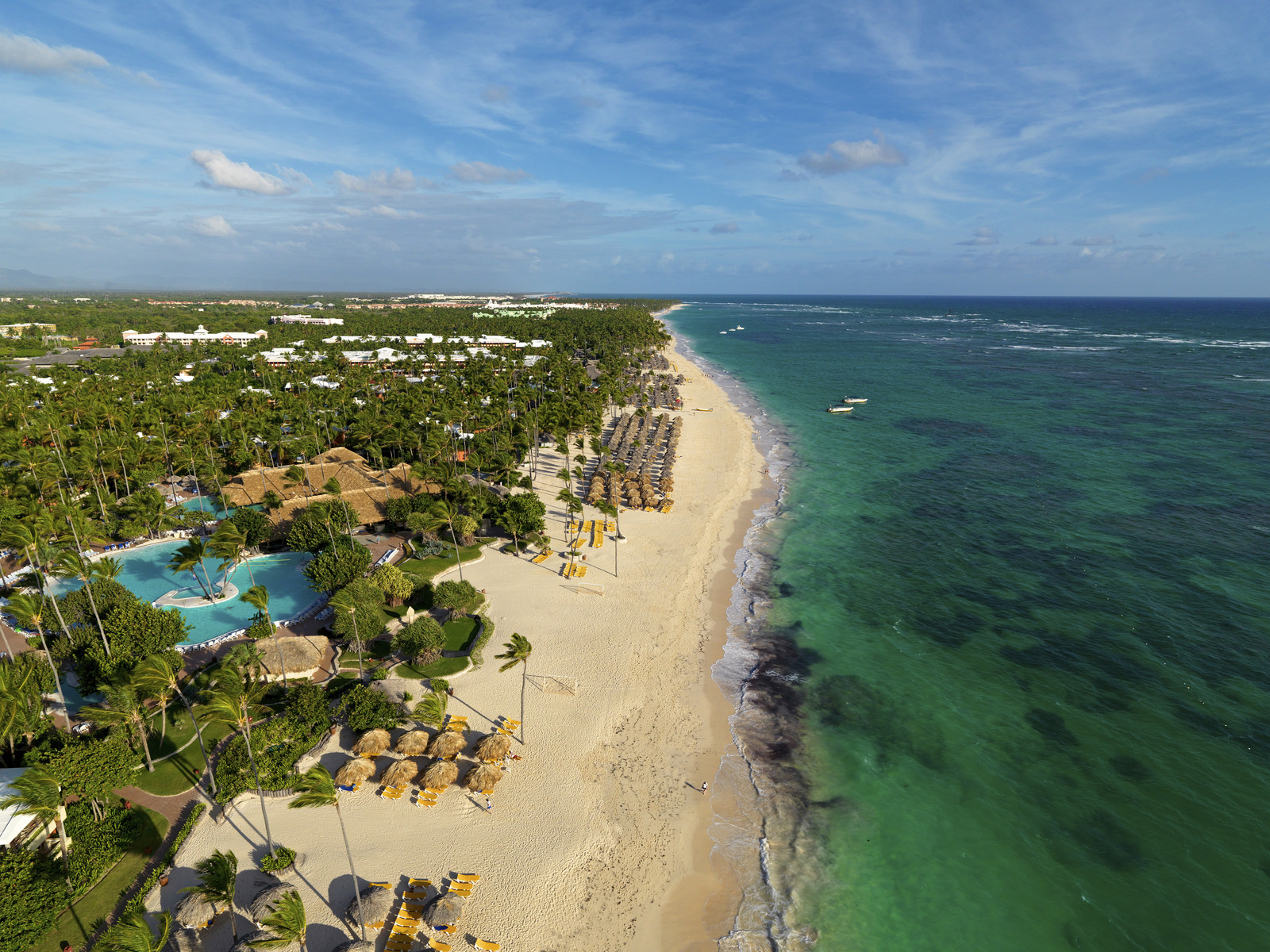 Beachfront real estate in dominican republic and brazil iberostate